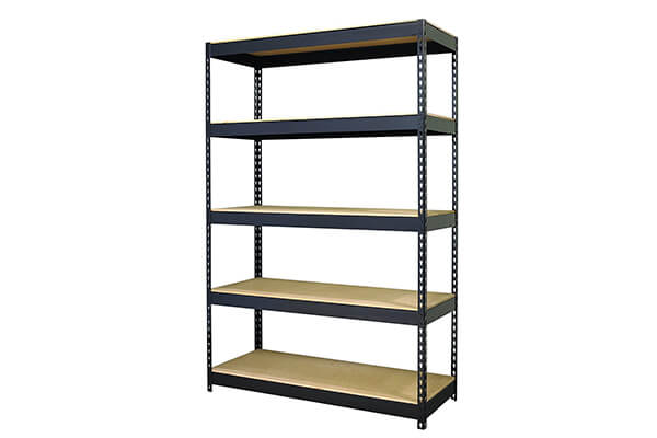 Hirsh Industries Steel 5-Shelf Unit