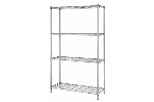 Quantum Storage Systems RWR72-1830LD 4-Tier Wire Shelving Unit