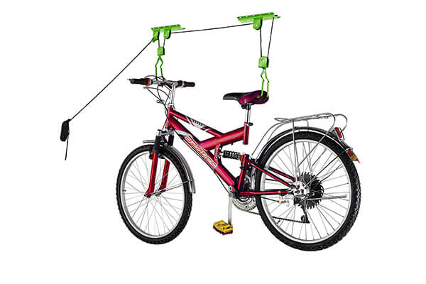 Bike Lane Products Bike Lane Bicycle Storage Lift Bike Hoist