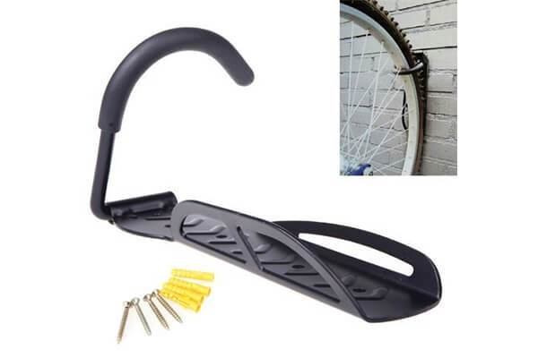 HOMEE Bicycle Wall Hook Rack Holder Hanger Stand Bike Storage System for Garage/Shed
