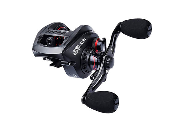 Kastking Speed Demon 9.3.1 Bait Casting Fishing Reel