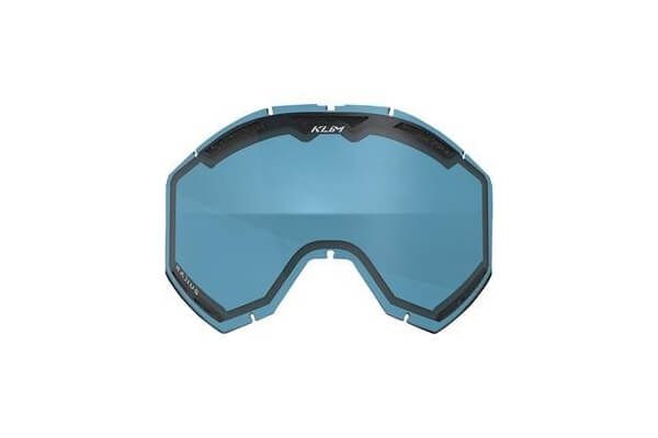 Klim Radius Pro Adult Replacement Lens Snow Goggles Accessories - Blue Tint/ One Size