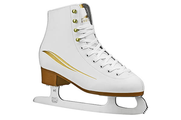 Riedell 114 Pearl - White Ladies Figure Skate