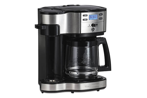 Hamilton Beach 49980A Single Serve Full Pot Coffee Maker