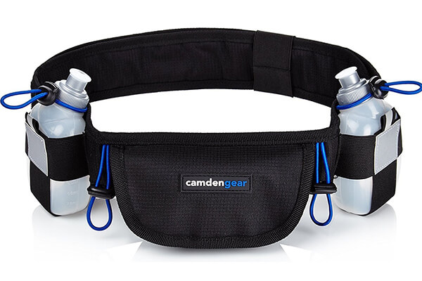 Hydration Running Belt by Camden Gear - Fits iPhone 6 Plus