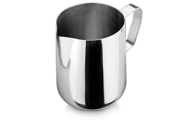 New Star Foodservice 28805 Stainless Steel 18/8 Frothing Pitcher