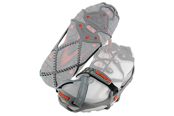 Yaktrax Run Cleats for Running on Snow and Ice