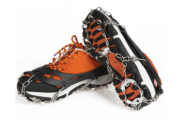 Microspikes Footwear Ice Traction System Safe Protect
