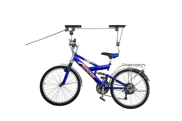 Top 10 Best Bicycle Hangers For Garage Ceiling In 2017 Reviews