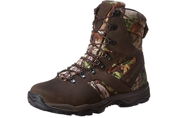 LaCrosse Men's Quick Realtree Xt Green Hunting Boot