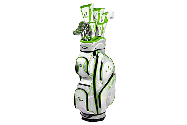 Tour Edge Women's 2014 Golf Full Set, Ladies Flex