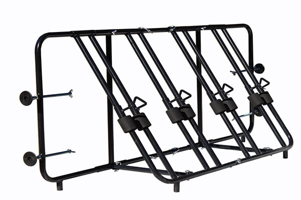 Pick Up Truck Bed Box Mounted Carrier Stand Rack Bicycle by Titan Ramps