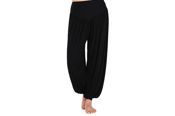AvaCostume Women's Modal Soft Dance Harem Pants
