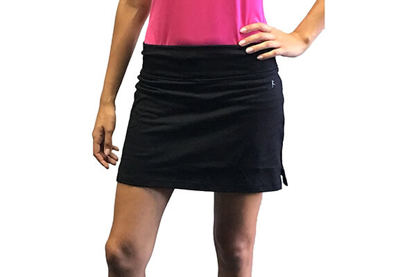 Women's Basic Skort for Tennis, Golf or Active