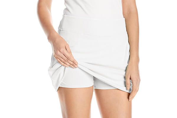 "PGA TOUR Women's 16"" Airflux Skort With Tummy Control"