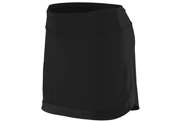 Augusta Sportswear Women's Action Color Block Skort Odor Resistant