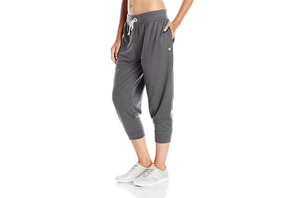 Champion Women's French Terry Jogger Capri