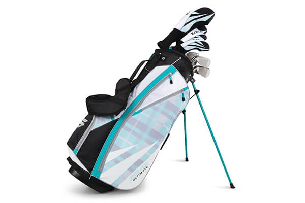 allaway Women's Strata Ultimate Golf Set with Bag