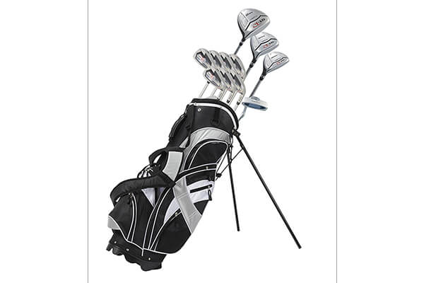 Top Men's Limited Edition Blue Complete Full Golf Club Set (Right Hand)