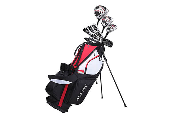 Premium Men's Senior Complete Golf Club Set Right Handed