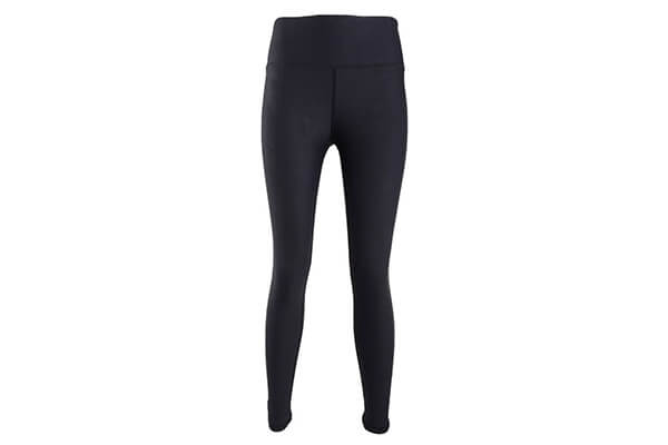 COOLOMG Women's Yoga Running Pants Printed Compression Leggings Workout Tights