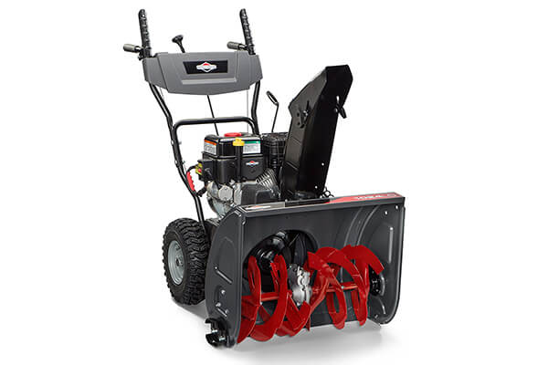 Briggs & Stratton 1696610 Snow Thrower with 208cc Engine and Electric Start