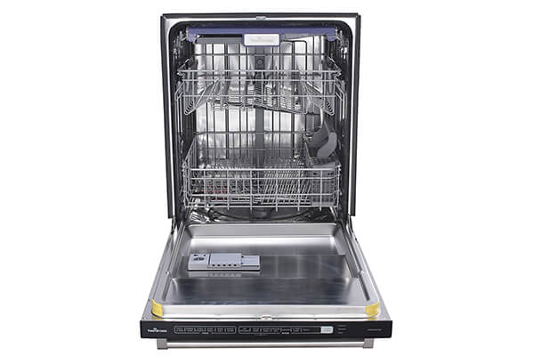 THOR KIECKEN Semi-built In Countertop Portable Dishwasher Silver
