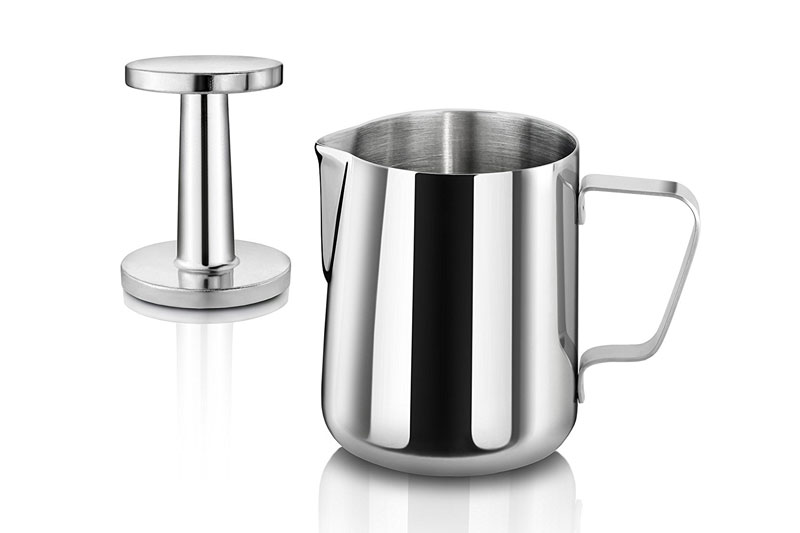 Top 10 Best Milk Frothing Pitcher for Latte Art in 2019 Reviews