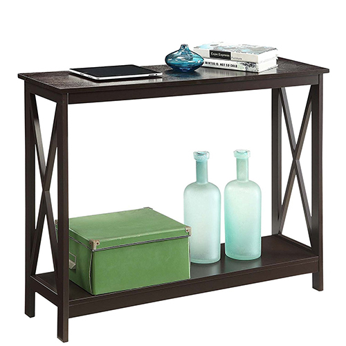 Convenience Concepts Oxford Console Table, Espresso