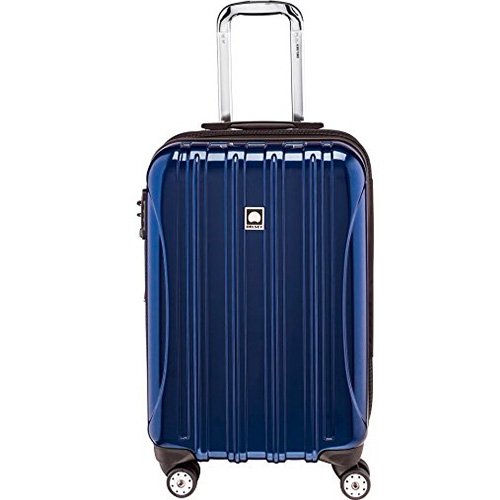 Desley Luggage Helium Aero carry -on Spinner trolley Luggage Bag