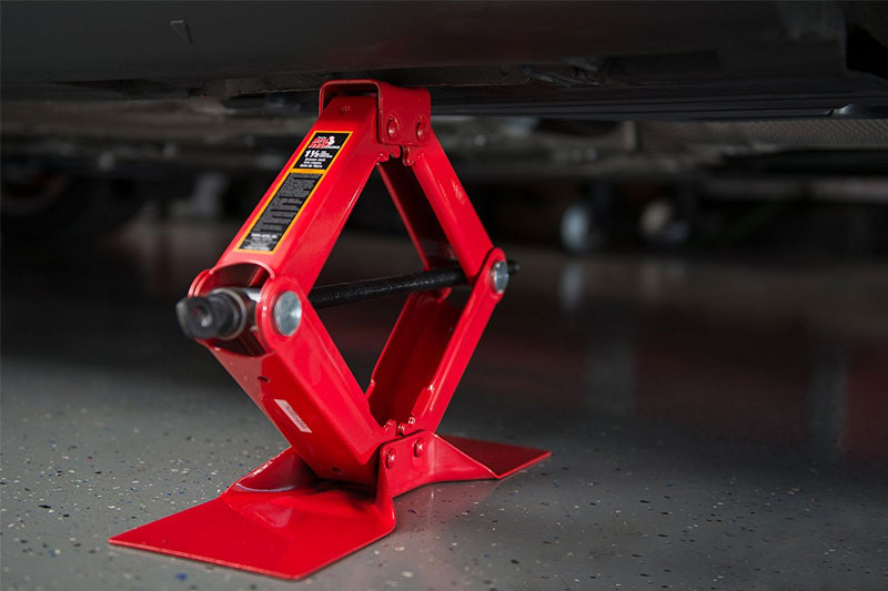 Top 10 Best Scissor Lift Jacks for Garage in 2020 Reviews