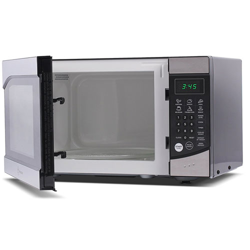 Westinghouse WM009 900 Watt Counter Top Microwave Oven, 0.9 Cubic Feet