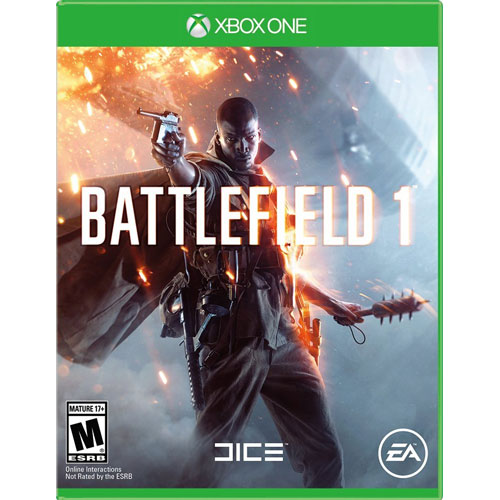 Battlefield 1 - Xbox One Electronic Arts