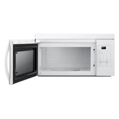 4. Samsung 1.6 CU. Ft. Over the range Microwave