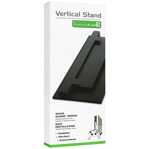 Vertical Stand for Xbox One S Console Pojazia