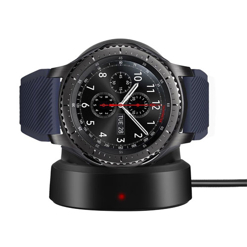 Samsung Gear S3 Charger, BeneStellar Qi Charging Dock Charger