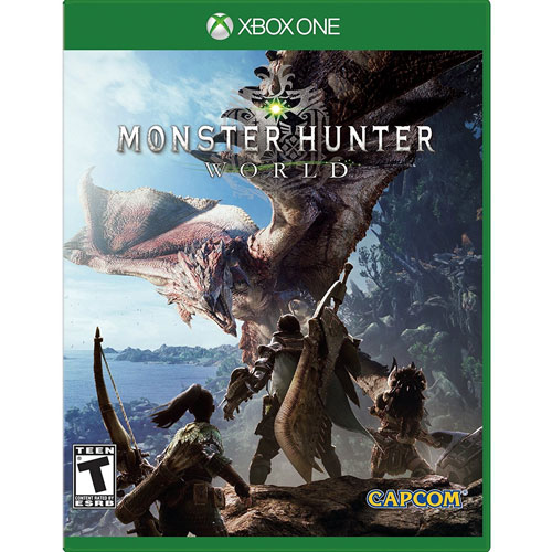 Monster Hunter World - Xbox One Capcom