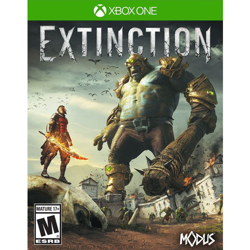Extinction - Xbox One Modus