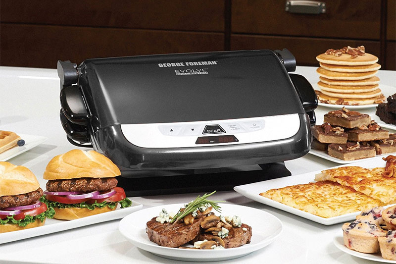 The Best Contact Grill With Removable Plates of 2020