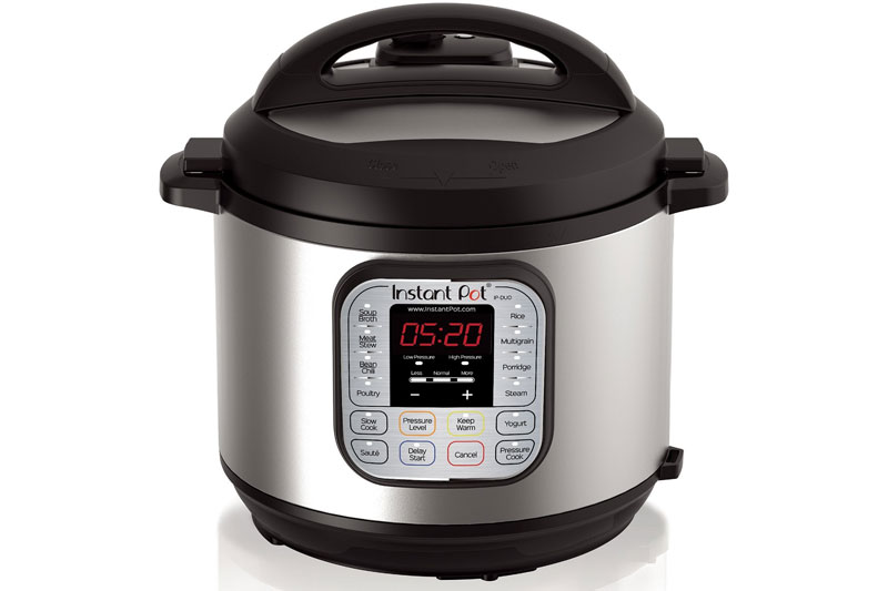 The Best Electric Pressure Cookers of 2018