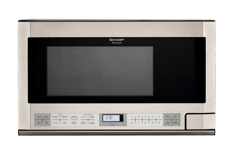 The Best Space Saver Over the Range Microwave Ovens of 2018
