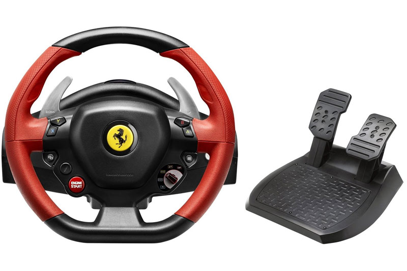 The Best Xbox One Steering Wheel With Clutch and Shifter