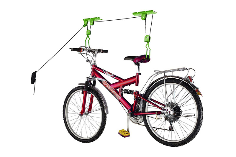 Top 10 Best Bicycle Hangers for Garage Ceiling in 2019 Reviews