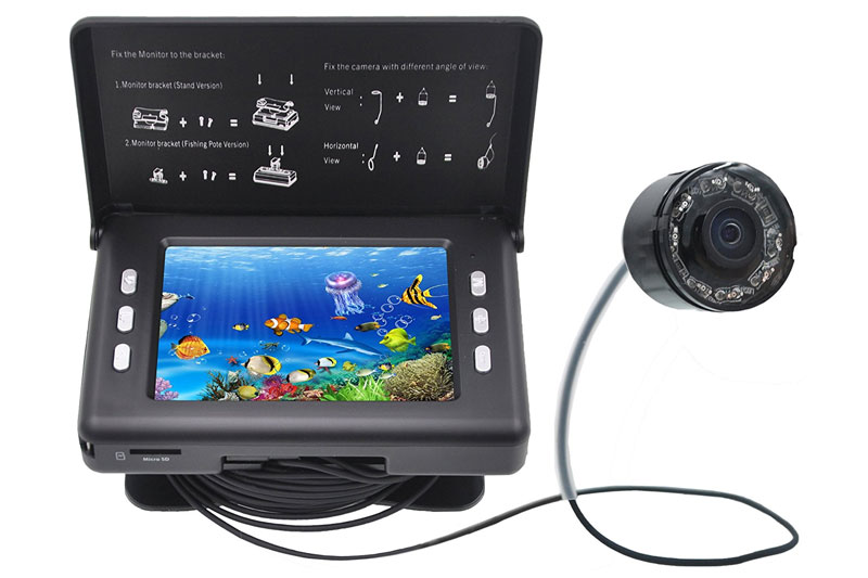 Top 10 Best GPS Fish Finders in 2018 Reviews