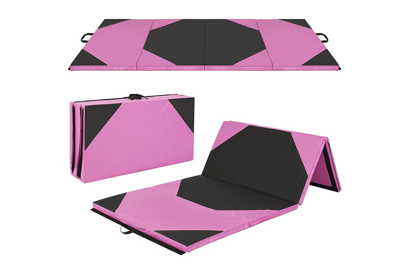 Top 10 Best Gymnastics Training Mats in 2018 Reviews