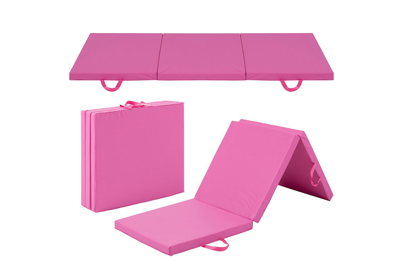 Top 10 Best Gymnastics Tumbling Mats in 2018 Reviews