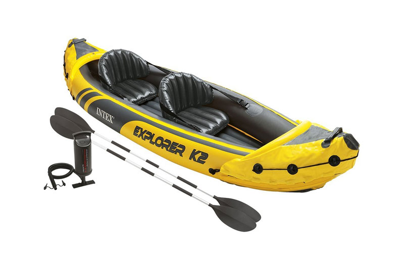Top 10 Best Inflatable Fishing Kayaks Under 500 in 2018 Reviews