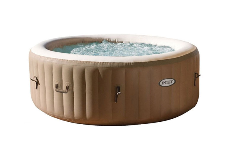 Top 10 Best Inflatable Hot Tub for Cold Weather in 2018 Reviews