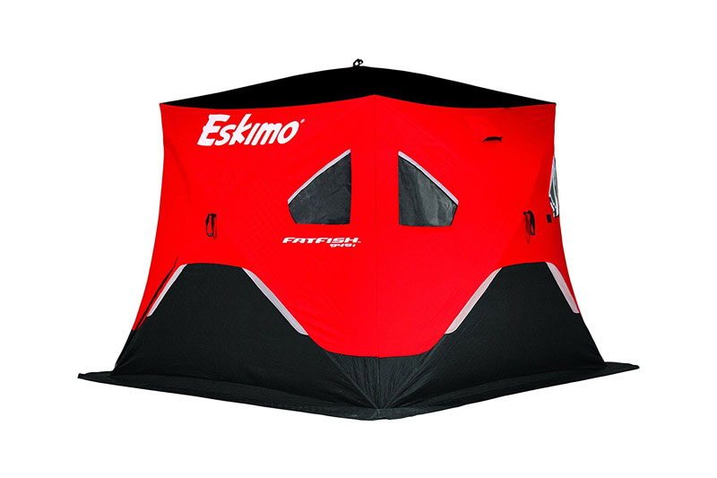 Top 10 Best Portable Ice Fishing Shelters in 2019 Reviews