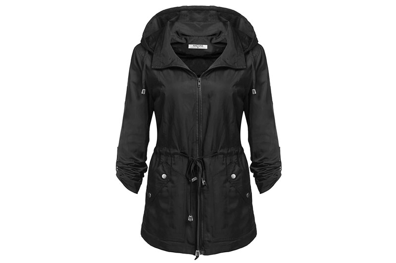 Top 10 Best Raincoat With Hoots for Women in 2019 Reviews